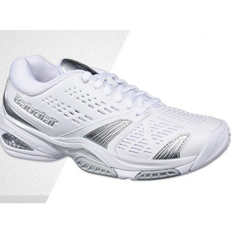 BABOLAT PROPULSE 4 WOMENS (ROSE) TENNIS SHOES. Main image Main image