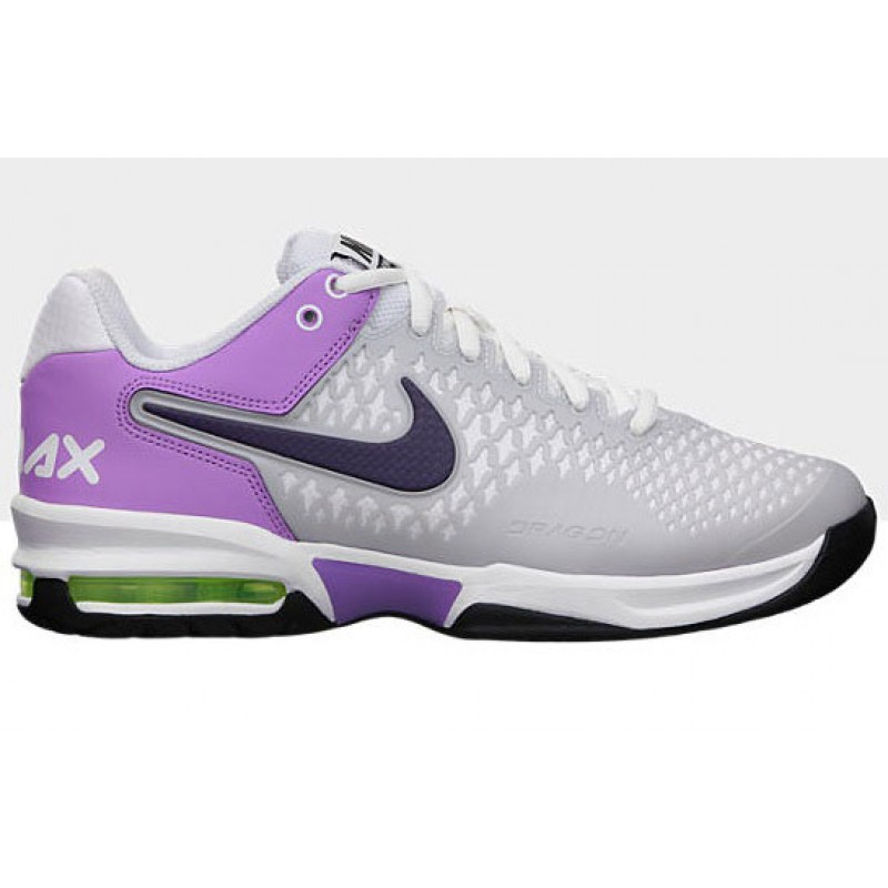 Nike tennis shoes women purple