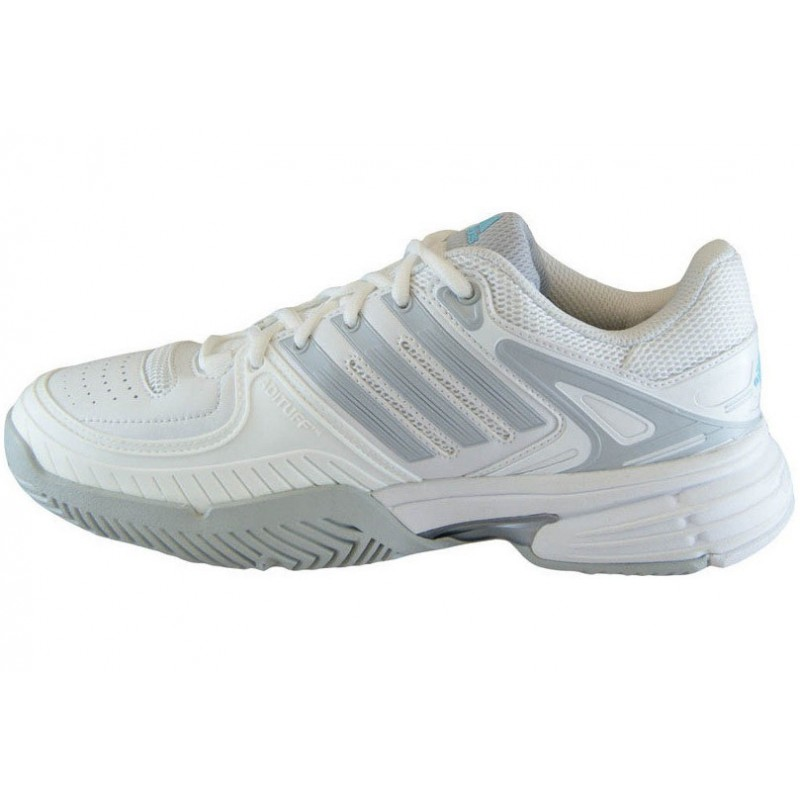 Home / Adidas Response Essence White + Grey Women's Tennis Shoes