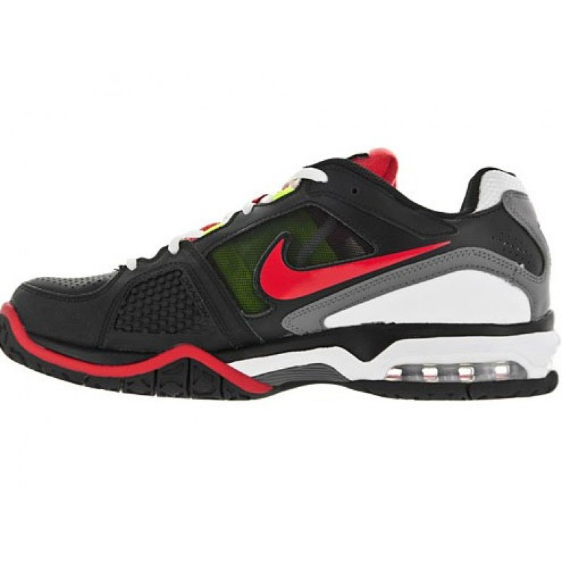nike air max challenge black s tennis shoes review