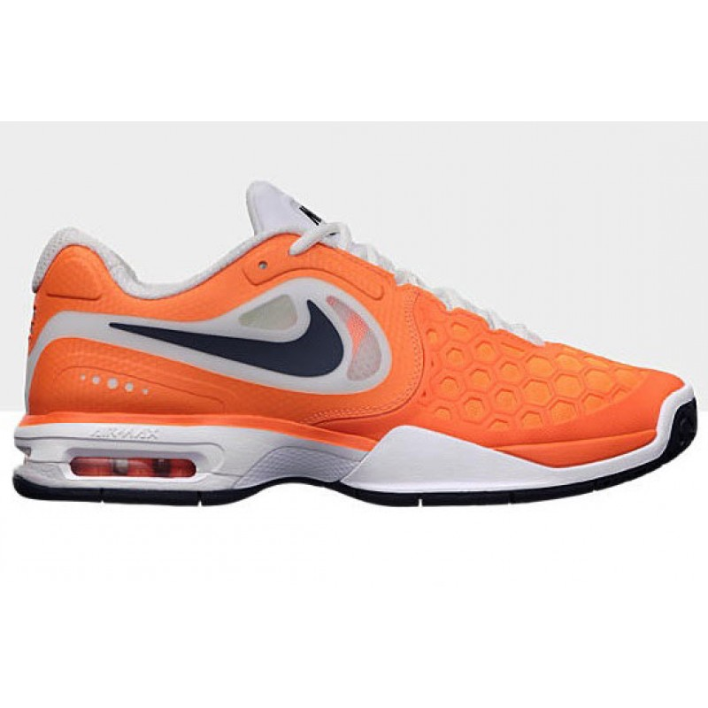 36da304874d95 ... Nike Air Max Courtballistec 4.3 White Mens Tennis Shoes Revi ...