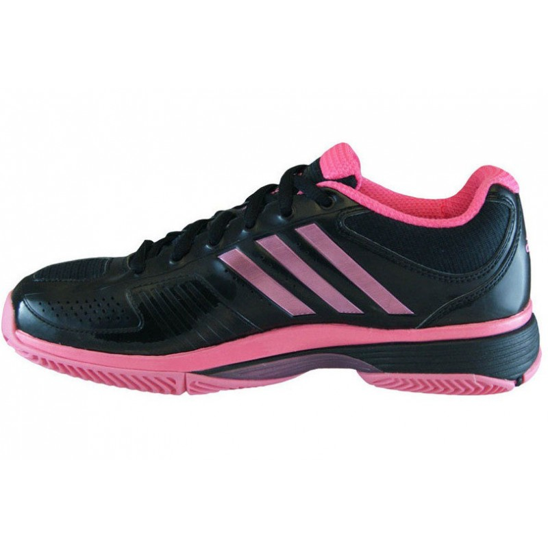 adidas barricade 7 0 black pink s tennis shoes review