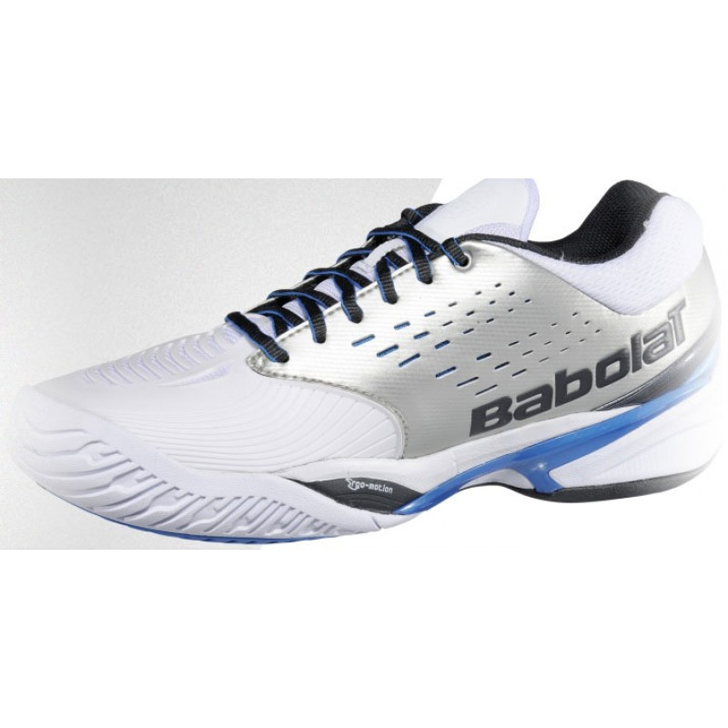 babolat sfx white blue s tennis shoes review