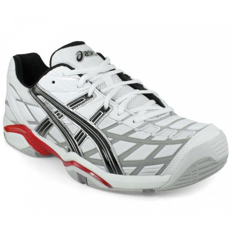 Asics Gel Challenger 9 Hvit / Orange Menns Sko Bt7yUt