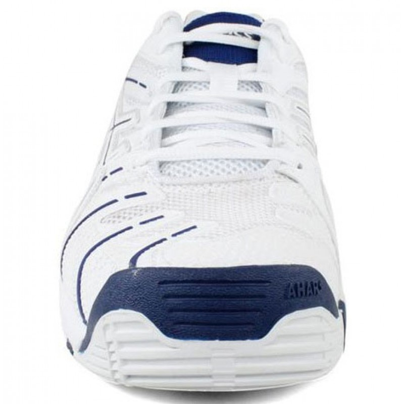 asics gel resolution 4 blue s tennis shoes review