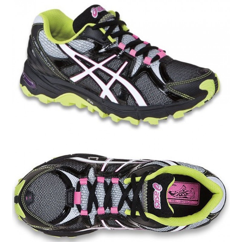 asics gel-scout trail running shoes