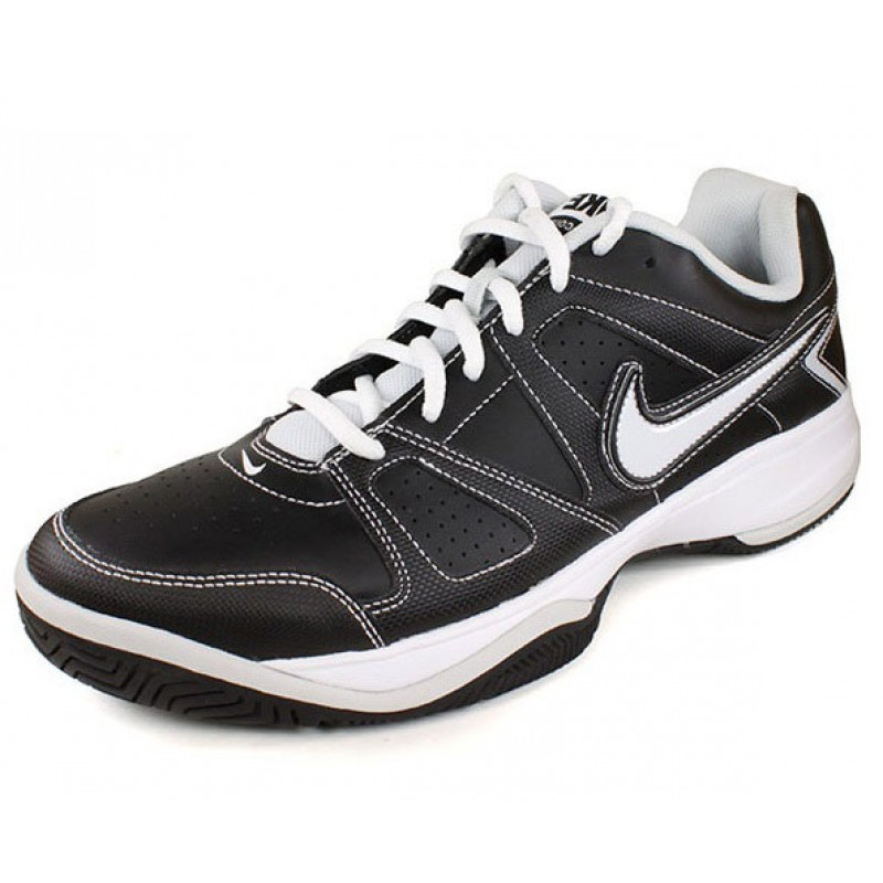 nike city court vii s tennis shoes black review