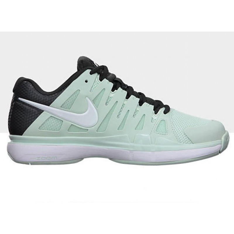 Nike Women's Zoom Vapor 9 Tour Tennis Shoes White   Anth   Mint Review