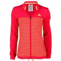 Adidas Women's Sequential Warm Up Tennis Jacket Pin