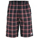 Adidas Men's Sequential Plaid Tennis Shorts