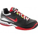 Nike Air Max Challenge Black + Red Men's Tennis Shoes