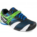 Babolat Propulse 3 Black + Blue + Green Men's Tennis Shoes