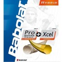 Babolat Hybrid Hurricane Tour+Xcel 17 Tennis Strings
