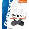 Babolat Hybrid Rpm Blast 17+ Vs 16 Tennis Strings