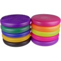 "Isokinetics Inc. Brand Exercise Disc / Balance Cushion - 14"" Diameter - 10 Colors To Choose From"