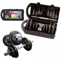 Cap Barbell 40-Pound Dumbbell Set