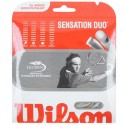 Wilson Sensation Duo Tennis Strings 16G