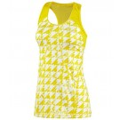 Adidas Women's Powerluxe Houndstooth Tennis Tank Top