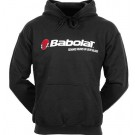 Babolat Men's Tennis Runs In Our Blood Hoodie Tennis Top