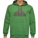 Adidas Men's Post Route Hoodie Tennis Top