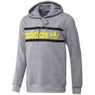 Adidas Men's Logo Hoodie Tennis Top