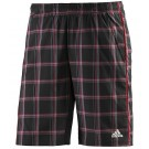 Adidas Men's Plaid Bermuda Tennis Shorts