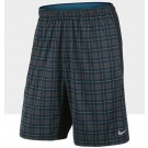 "Nike Men's 1 Plaid 10"" Tennis Shorts"