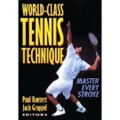 World Class Tennis Technique Book - Tennis Books