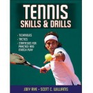Tennis Skills And Drills Book - Tennis Books