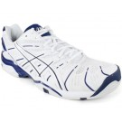 Asics Gel Resolution 4 Blue Men's Tennis Shoes