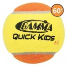 Gamma Quick Kids Orange Tennis Balls (12 Per Pack)