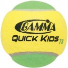 Gamma Quick Kids Green Tennis Balls (12 Per Pack)