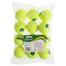 Penn Control Plus Green Dot Tennis Balls 12 Can Case