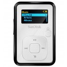 Sandisk Sansa Clip+ 4 Gb Mp3 Player (White)