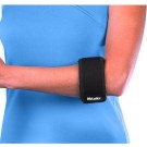 Mueller Tennis Elbow Support, Black, One Size