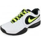 Nike Air Max Courtballistec 4.3 Clay Men's Tennis Shoes Wh + Bk