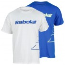 Babolat Men's Logo Tennis T-Shirt