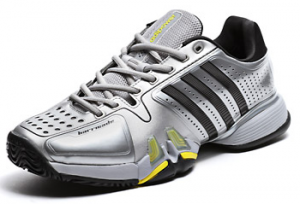 AdidasBarricadeSilverMen 300x204 Best Tennis Shoes Reviews   Nike, Adidas, Babolat Tennis Shoes