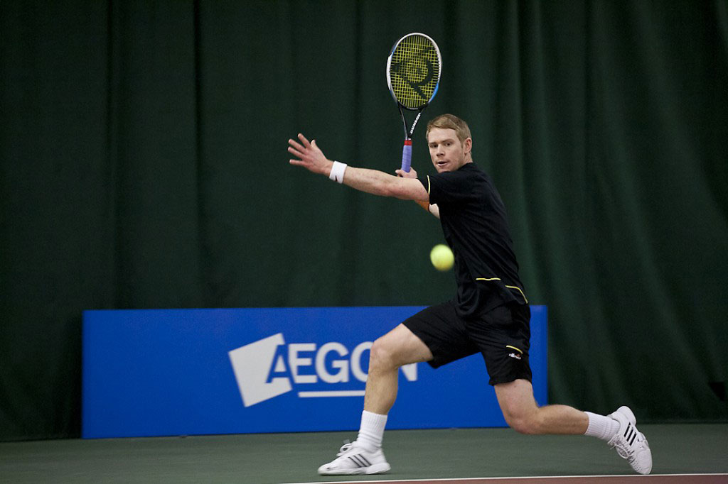 Aegon GB Pro-Series Cardiff, Wales, UK.