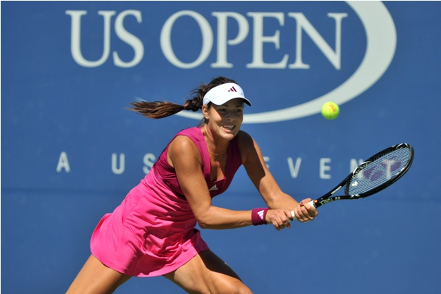 Ana Ivanovic US Open