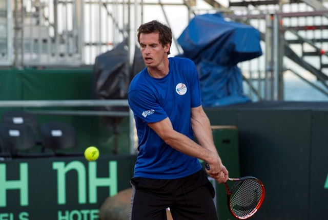 Andy Murray ATP Tour
