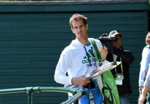 Andy Murray Wimbledon 2014