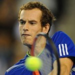 Andy Murray wins