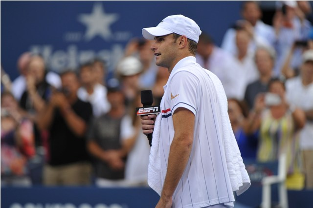 Andy Roddick US Open