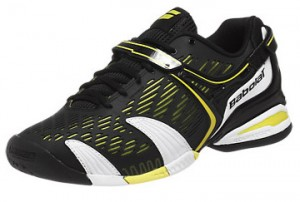 Babalotshoe 300x202 Best Tennis Shoes Reviews   Nike, Adidas, Babolat Tennis Shoes