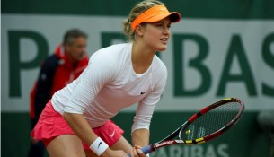 Eugenie Bouchard French Open