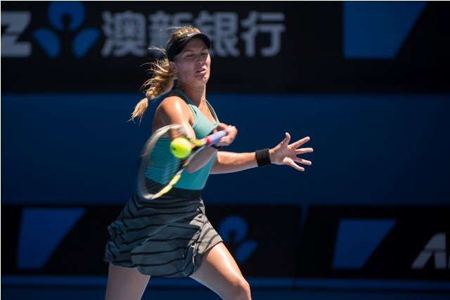 Bouchard WTA Tennis