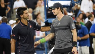 Murray vs Djokovic