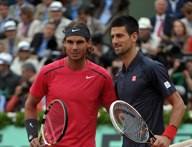 Nadal defeated Djokovic win 2012,2013. Will it be the same in 2014?