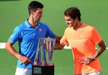 Djokovic wins Indian Wells